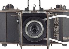 ロモグラフィーが中判フィルムカメラのDIYキット「LomoMod No.1」