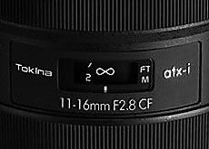 atx-i 11-16mm F2.8 CF