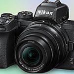 ニコンのZマウントAPS-C機「Z50」の製品画像リーク。