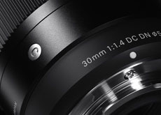 シグマがキヤノンEF-M用レンズ「SIGMA 16mm F1.4 DC DN | Contemporary」「SIGMA 30mm F1.4 DC DN | Contemporary」「SIGMA 56mm F1.4 DC DN | Contemporary」