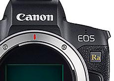 天体撮影用カメラ「EOS Ra」