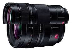 パナソニックがLマウントレンズ「LUMIX S PRO 16-35 mm F4」と「LUMIX S PRO 70-200 mm F2.8 O.I.S.」を正式発表。