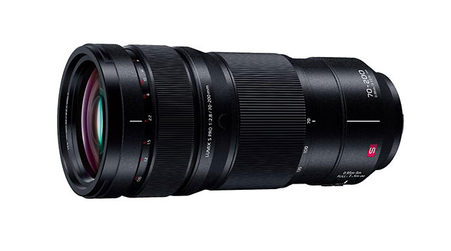 LUMIX S PRO 70-200 mm F2.8 O.I.S.