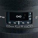 トキナーがフルサイズ一眼レフ用レンズ「atx-i 100mm F2.8 FF MACRO」を正式発表。
