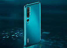 1億画素スマホ Xiaomi CC9 Pro / Mi Note 10 Pro