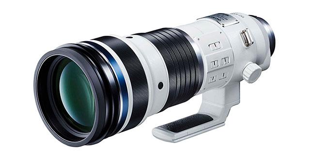 オリンパス「M.ZUIKO DIGITAL ED 150-400mm F4.5 TC1.25x IS PRO」