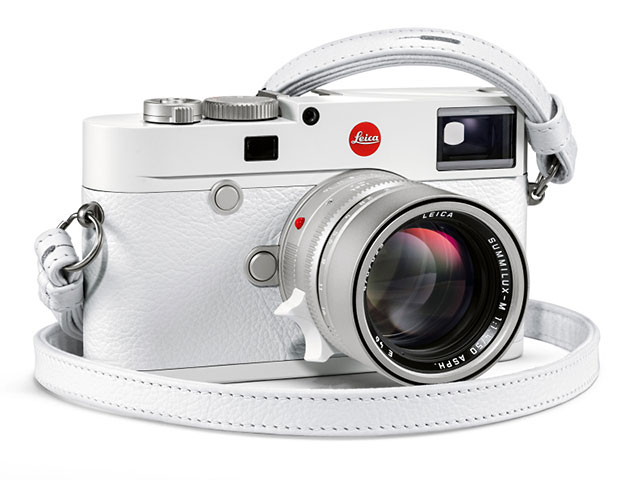 """ライカM10-P """"White"""""""