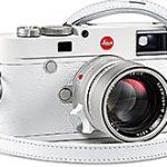 ライカM10ホワイトカラーの未発表リミテッドエディションのリーク画像。