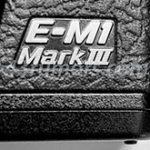 オリンパス「OM-D E-M1 Mark III」は、縦グリ無しのE-M1Xのようなカメラになる!?