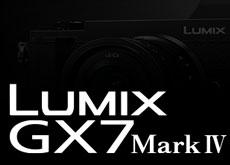 LUMIX GX7 MarkIV