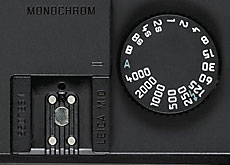 ライカM10モノクローム