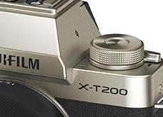 富士フイルム「X-T200」