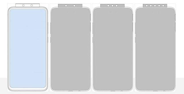 Xiaomi ポップアップ式 7眼カメラ スマホ