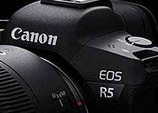 キヤノン「EOS R5」