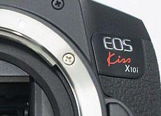 EOS Kiss X10i