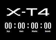 富士フイルム「X-T4」