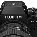 富士フイルム「X-T4」の製品画像リーク。スペックシートも。