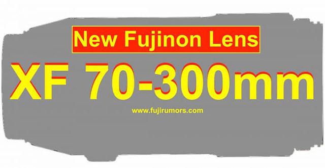 富士フイルムがXシリーズ用「XF70-300mm」を開発中!?
