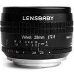 Lensbabyの「Velvet28」が登場する模様。