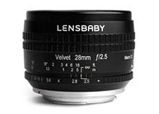 Lensbaby Velvet28