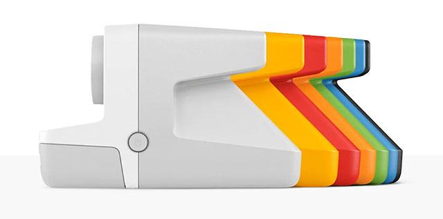 ポラロイドカメラ「Polaroid Now」