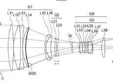 富士フイルムがDOE(回折光学素子)レンズを使用した「XF300mmF4 DOE」「XF500mmF5.6 DOE」を開発中!?