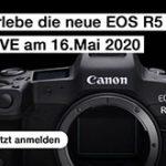 キヤノン「EOS R5」は、5月16日に発売される!?