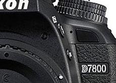 ニコン D7800