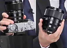 富士フイルム「XF50mmF1」は、2020年中に発売される模様。