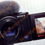ソニーのVlogger向けデジカメ「ZV-1」発表ニュースが、フライング掲載された模様。