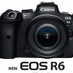 キヤノンが「EOS R6」を正式発表。