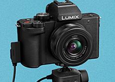 LUMIX G100