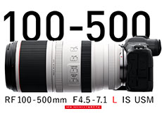RF100-500mm F4.5-7.1 L IS STM