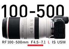 RF100-500mm F4.5-7.1 L IS STM
