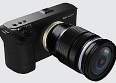 シャープの公式サイトに、CES2019で発表されCES2020で展示されたマイクロフォーサーズ機「世界最小のレンズ交換式8Kビデオカメラ」が掲載されている模様。