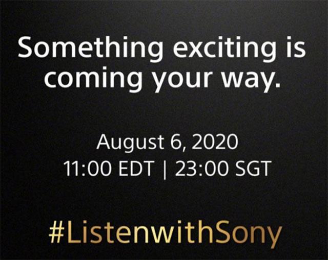 ソニーが「α5」をもうすぐ発表する!?でも、8月6日に発表されるのはヘッドフォン新製品「WH-1000XM4」!?