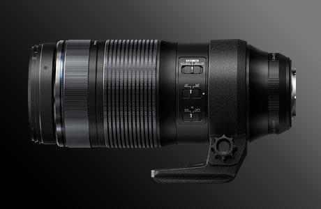 ED 100-400mm F5.0-6.3 IS
