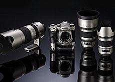 リコーイメージングの「PENTAX K-1 Mark II Silver Edition」「HD PENTAX-D FA★ 70-200mmF2.8ED DC AW Silver Edition」「HD PENTAX-D FA★50mmF1.4 SDM AW Silver Edition」「HD PENTAX-D FA★85mmF1.4ED SDM AW Silver Edition」