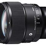 シグマ「85mm F1.4 DG DN | Art」の量販店価格は税込118,800円で8月27日発売の模様。