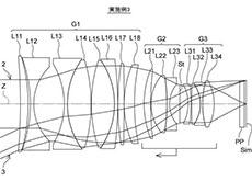 富士フイルムのAPS-Cミラーレス用「30mm F1」「33mm F1」「35mm F1.0」の特許。
