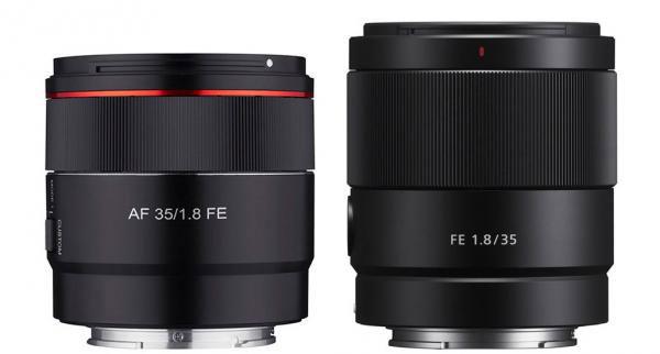 サムヤン「AF 35mm F1.8 FE」の価格は359ユーロ!?