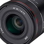 サムヤン「AF 35mm F1.8 FE」の製品画像がリーク。近日中に発表される模様。