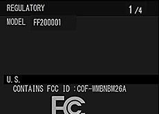 富士フイルムの未発表カメラ「FF200001」