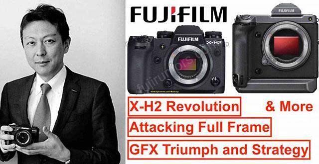 富士フイルム「X-H2」は、何らかの技術的ブレイクスルーが起きないと登場しない模様。