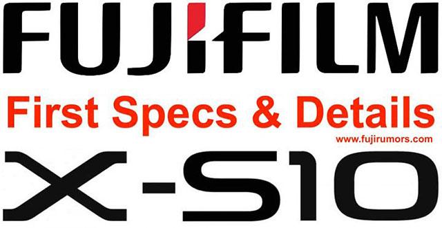 富士フイルム「X-S10」は、レンズ交換式カメラで、Xシリーズのミッドレンジでは初めてボディ内手ブレ補正を搭載したカメラになる!?