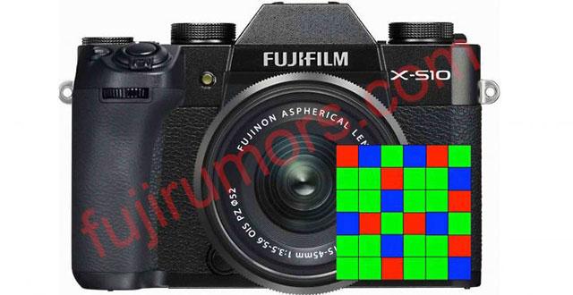富士フイルムの「X-S10」は、2600万画素X-Transセンサーを搭載する!?
