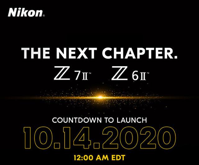 ニコン「Z 6」「Z 7」の後継機「Z 6s」「Z 7s」のスペック情報アップデート。