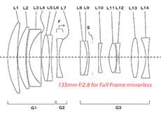 TAMRON 135mm f/2.8