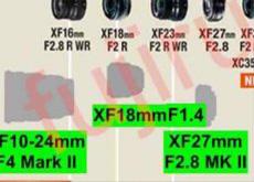 XF18mmF1.4 R WR