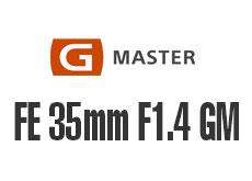 FE 35mm F1.4 GM